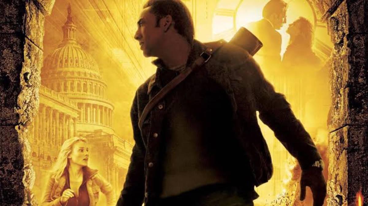 Cartaz do filme A Lenda do Tesouro Perdido - O Filme