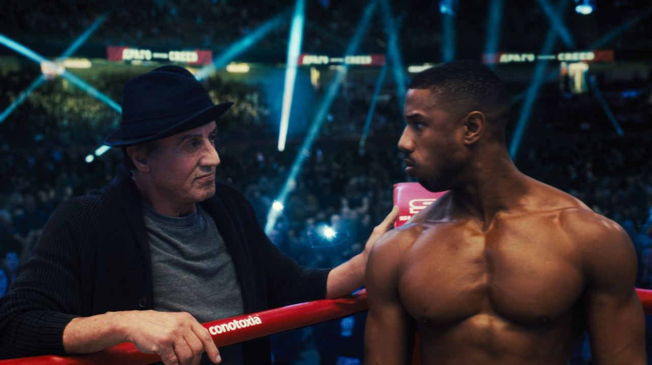 Cartaz do filme Creed II - O Filme