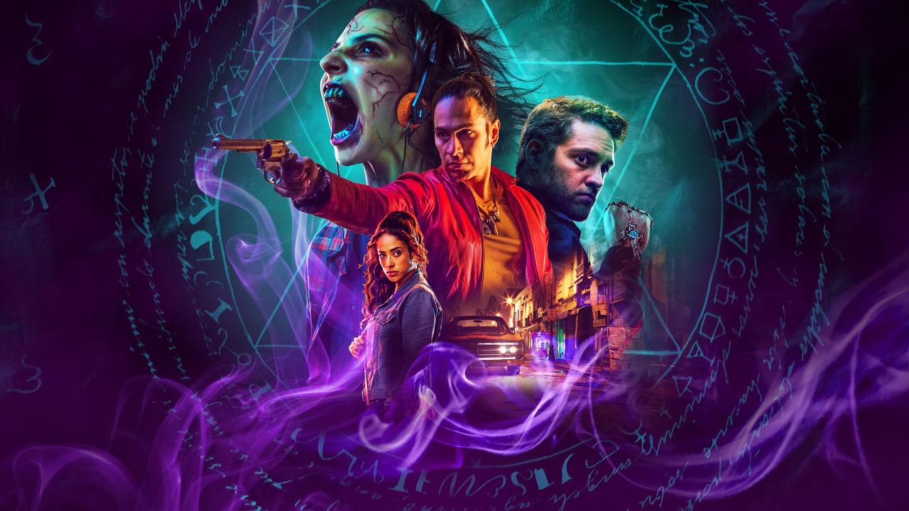 Cartaz do filme Diablero