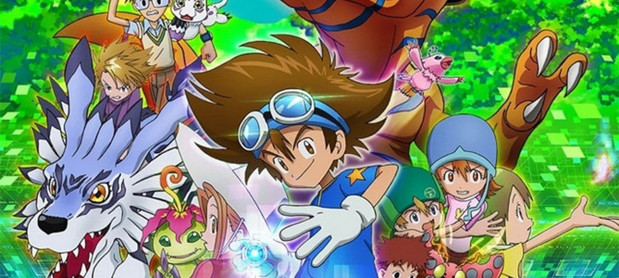 Digimon Adventure: | Confira o teaser e sinopse da nova série do anime