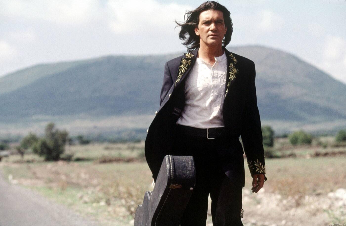 Cartaz do filme Era Uma Vez no México
