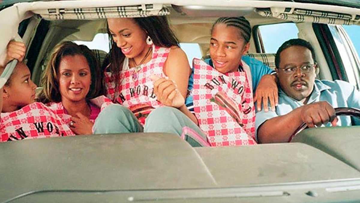 Cartaz do filme Férias da Família Johnson