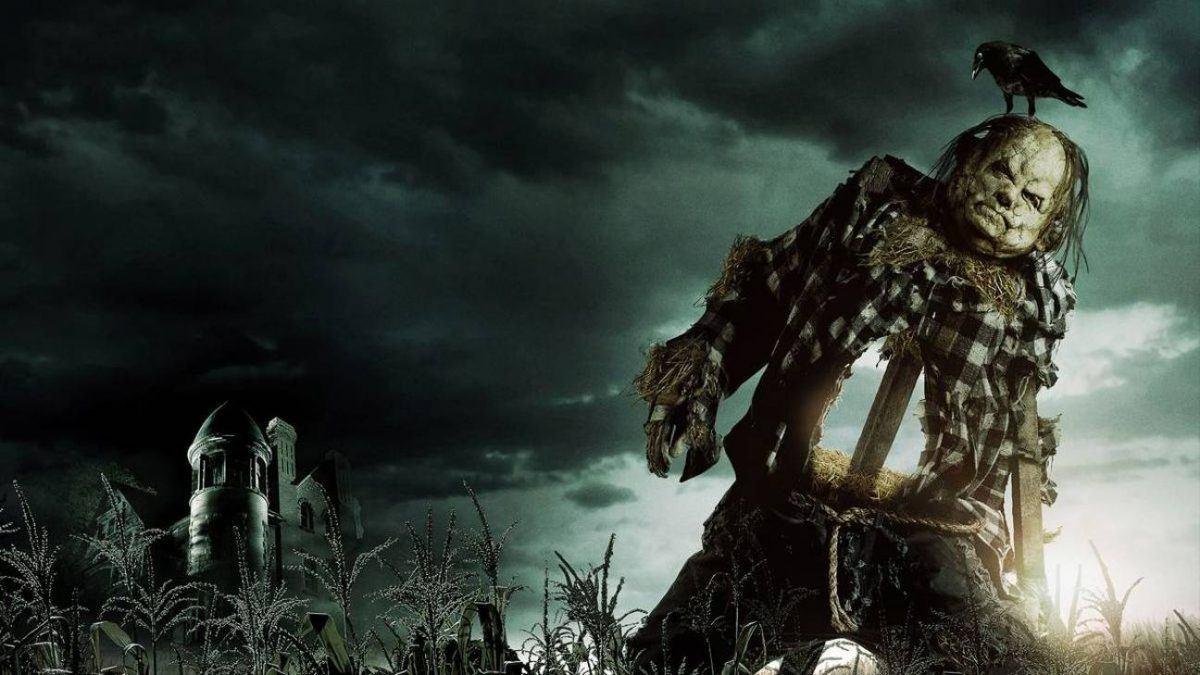 Cartaz do filme Histórias Assustadoras Para Contar no Escuro - O Filme
