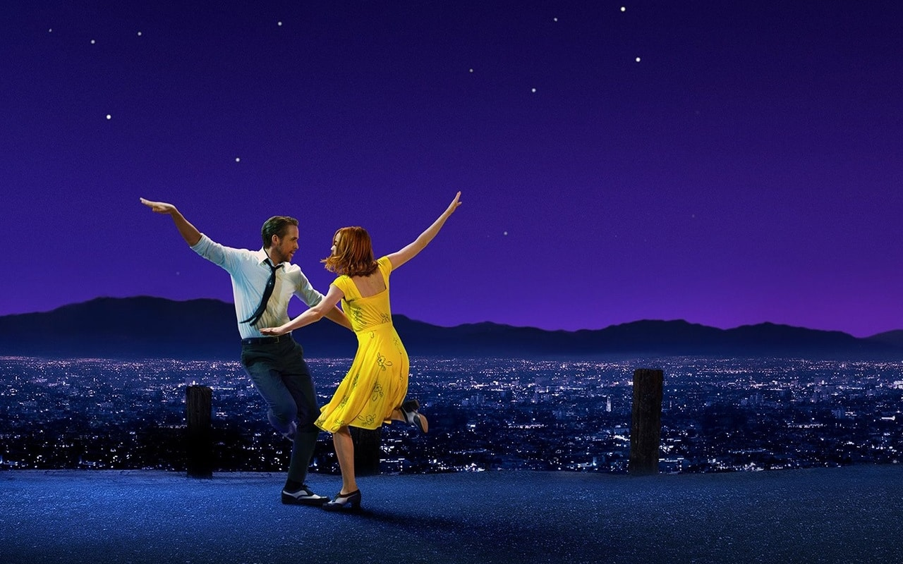 Cartaz do filme La La Land