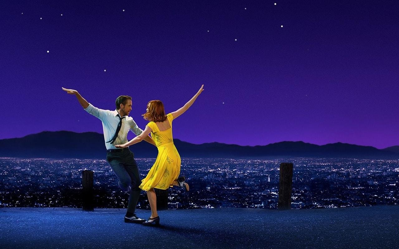 Cartaz do filme La La Land