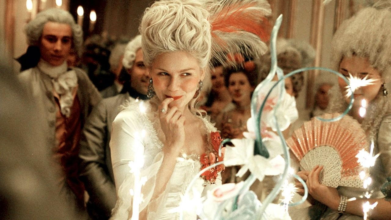 Cartaz do filme Maria Antonieta