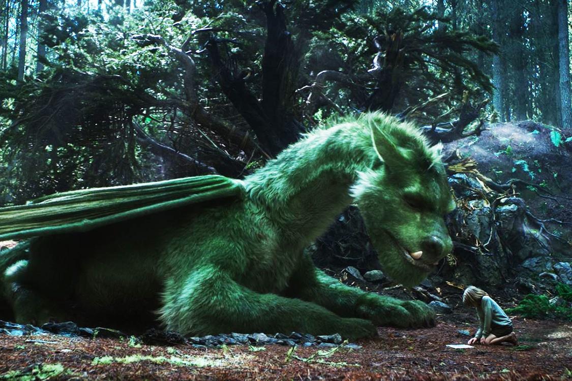 Cartaz do filme Meu Amigo O Dragão - O Filme