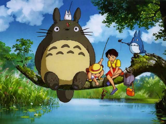 Filme Meu Amigo Totoro