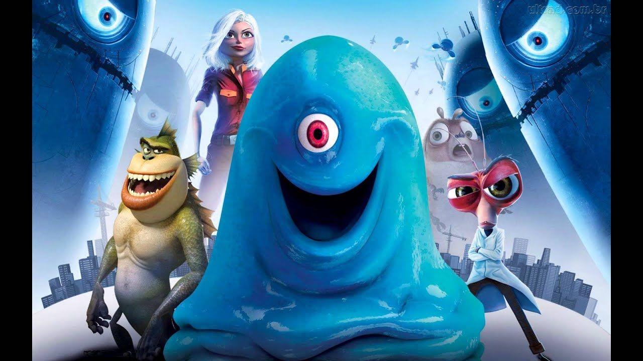 Filme Monstros vs Alienígenas