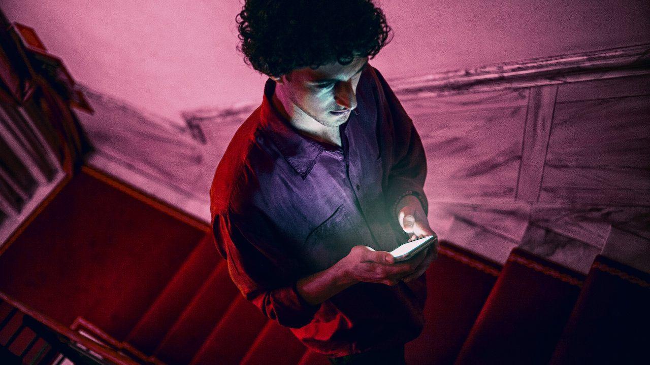 Cartaz do filme O Aplicativo