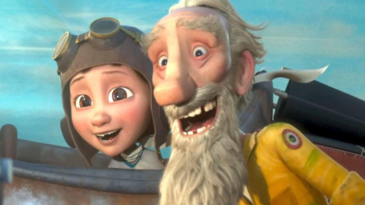 Cartaz do filme O Pequeno Príncipe - O Filme