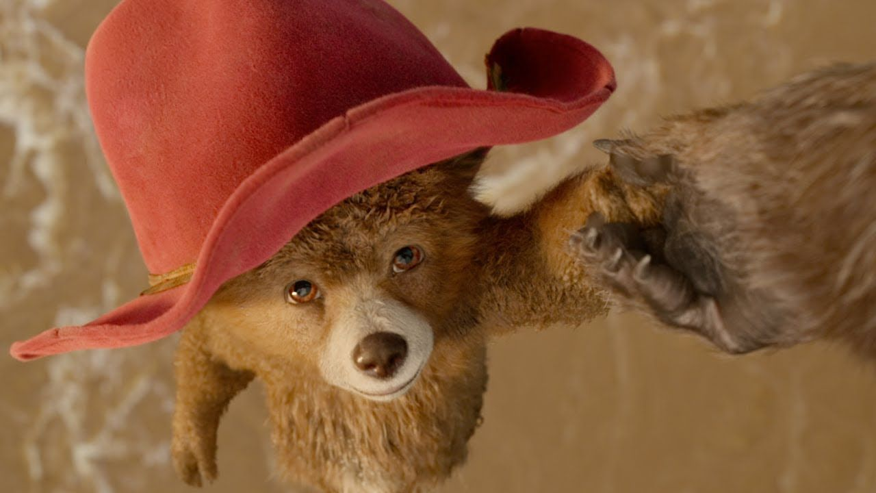 Cartaz do filme Paddington 2