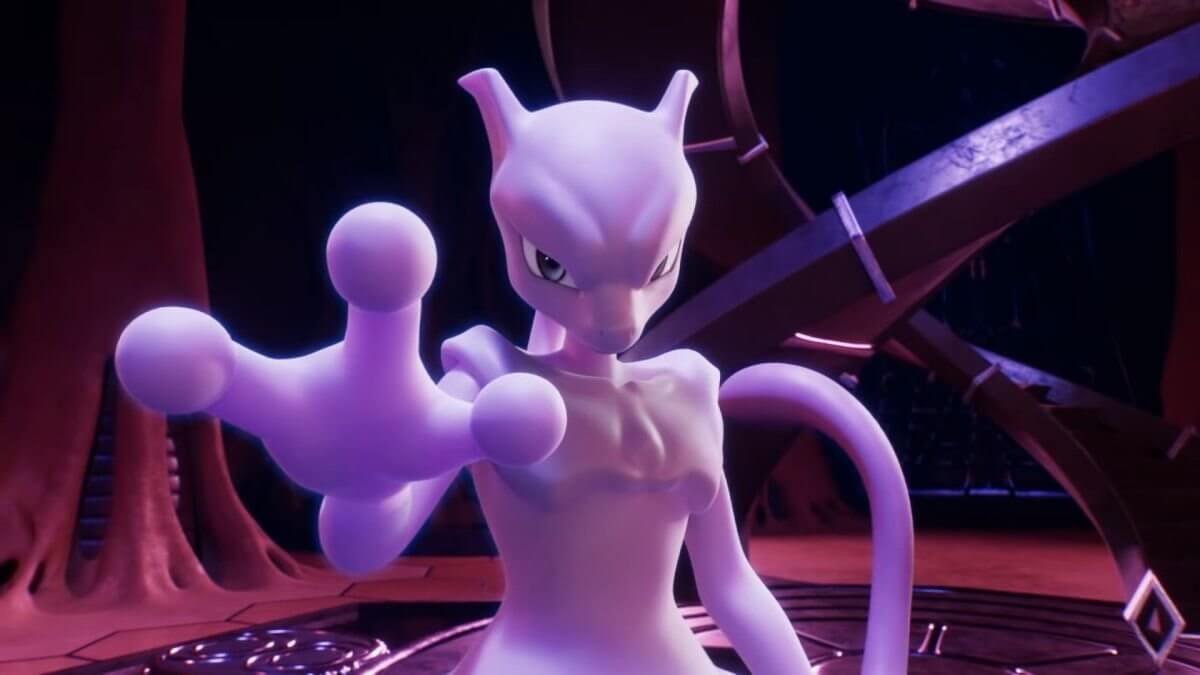 Pokémon, o filme: Mewtwo contra-ataca – Evolução ganha data de estreia na Netflix