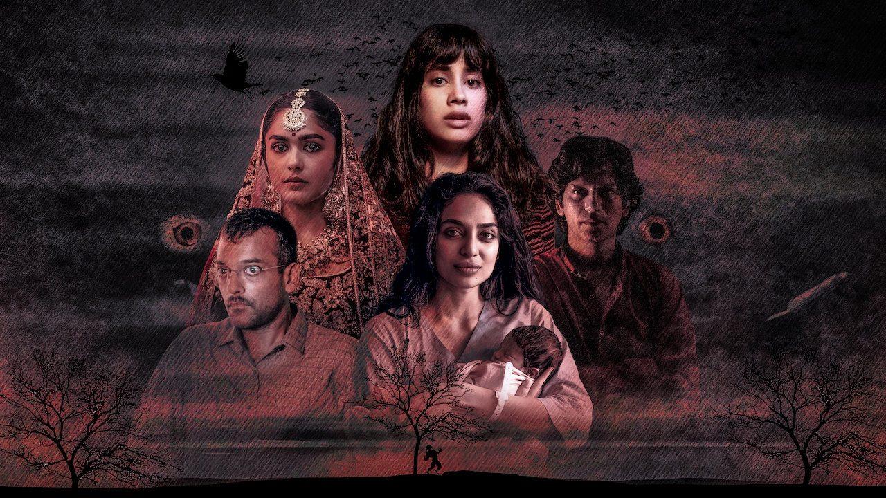 Cartaz do filme Quatro Histórias de Fantasmas