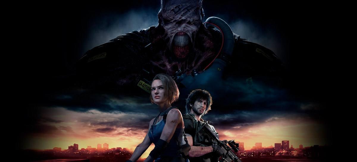 Resident Evil 3 não terá finais alternativos em remake