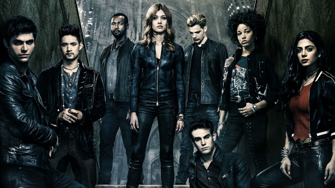 Cartaz do filme ShadowHunters - O Filme