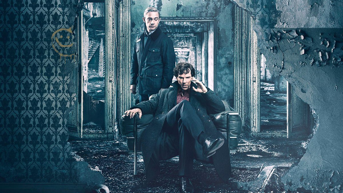 Cartaz do filme Sherlock - O Filme