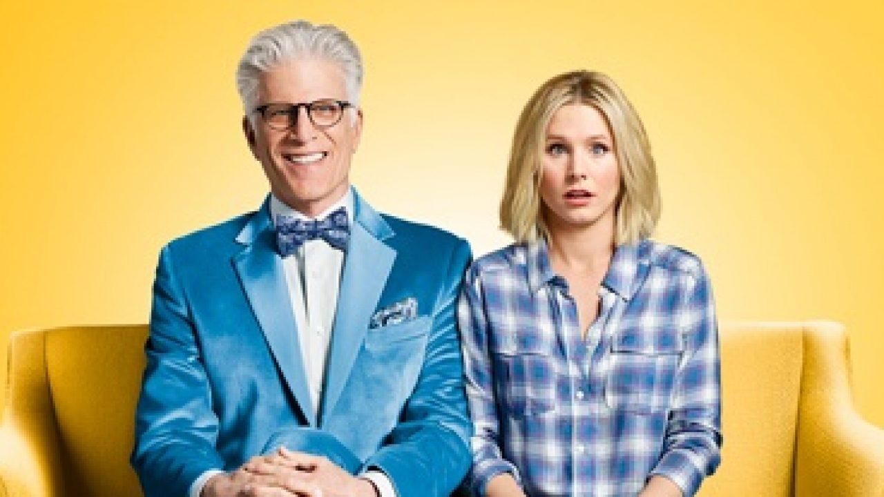 Cartaz do filme The Good Place - O Filme