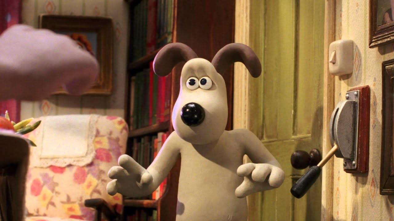 Cartaz do filme Wallace e Gromit: A Batalha dos Vegetais