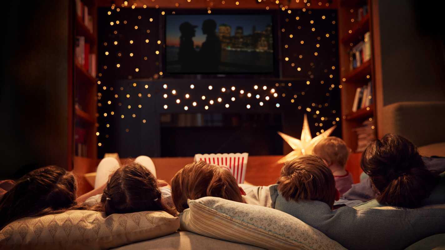 Como fazer uma Sala de Cinema em casa