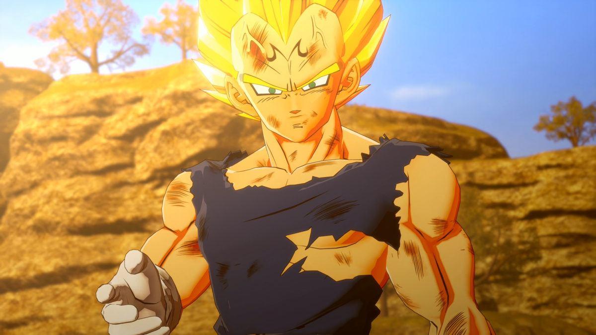 Dragon Ball Z: Kakarot é o jogo mais vendido de janeiro nos EUA