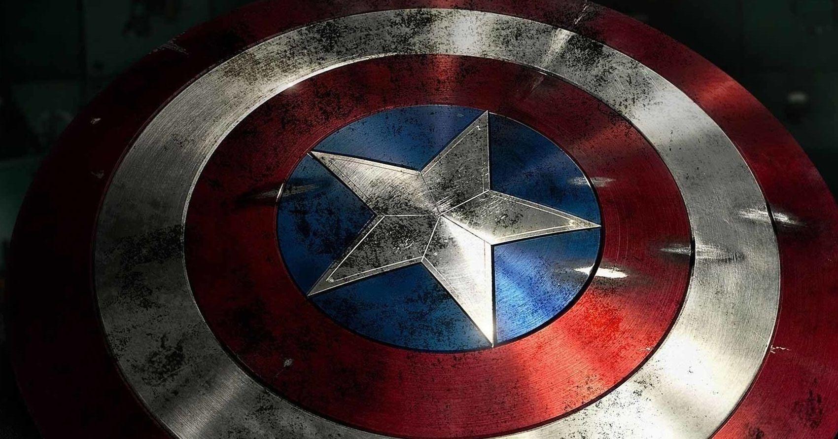 Escudo usado por Capitão América no filme será sorteado entre fãs