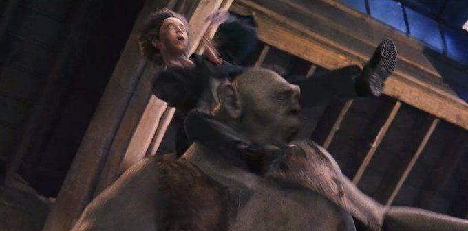Harry Potter | Nunca pause o filme A Pedra Filosofal ou você verá isso!