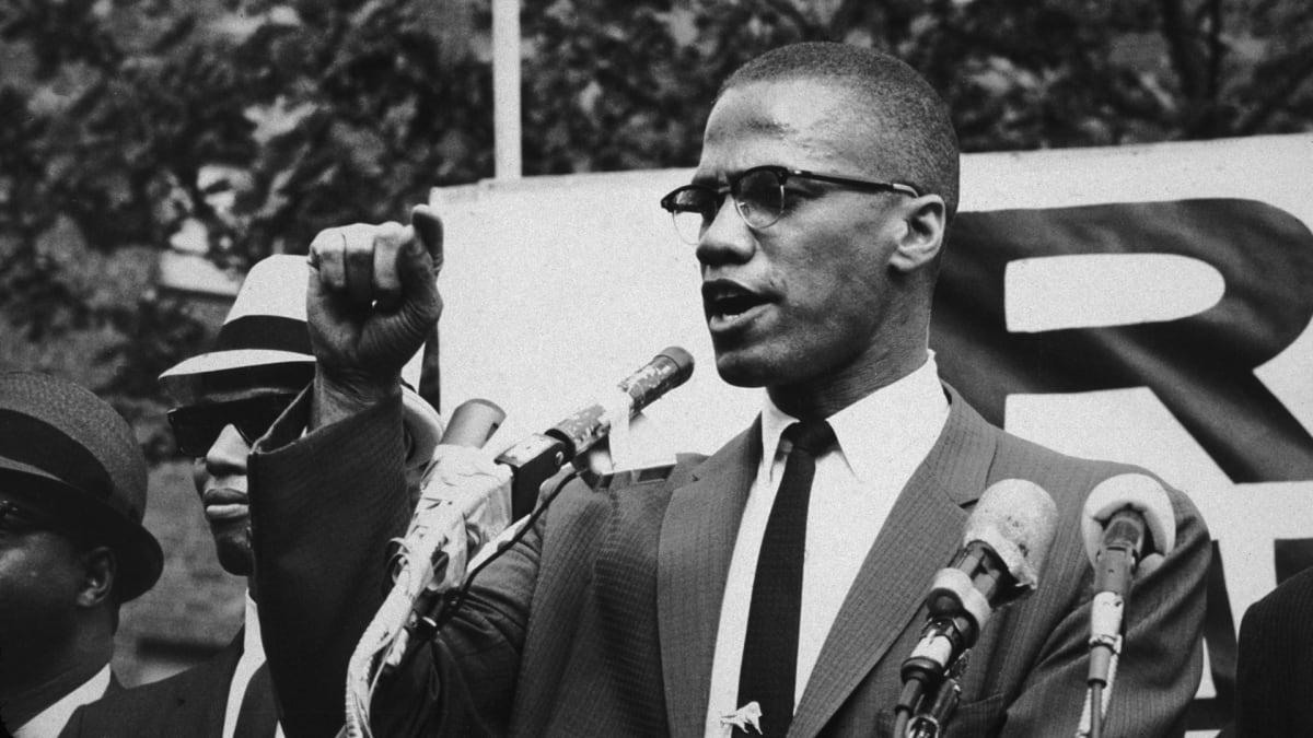 Cartaz do filme Quem Matou Malcolm X? - O Filme