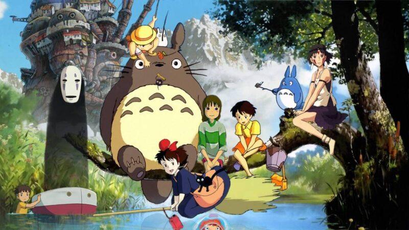 Melhores Animes do Studio Ghibli para assistir na Netflix
