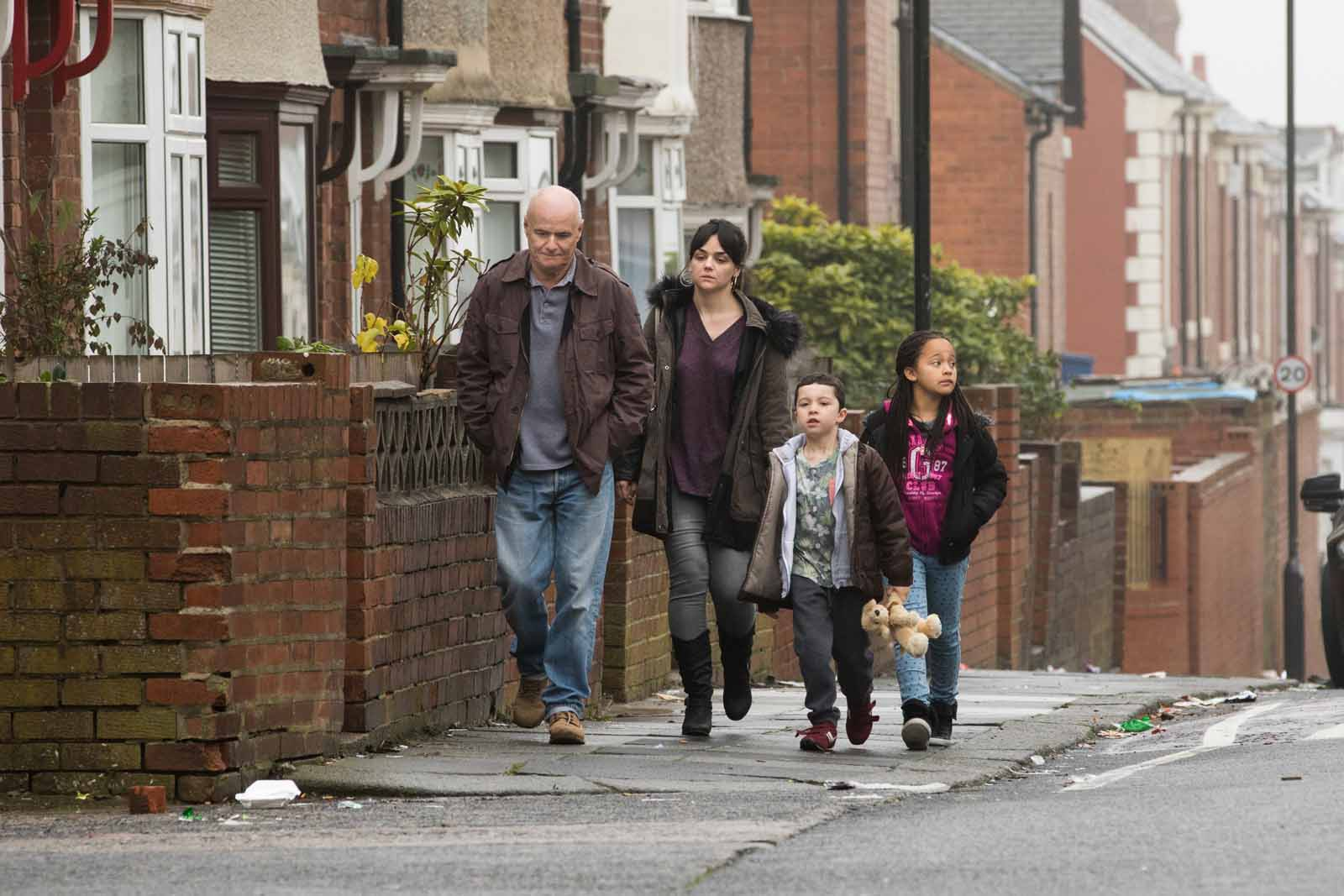 Cartaz do filme Eu, Daniel Blake