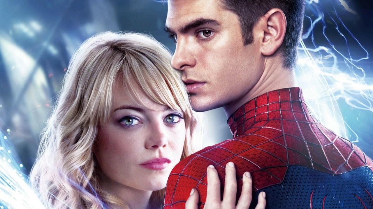 Cartaz do filme O Espetacular Homem-Aranha 2: A Ameaça de Electro - O Filme