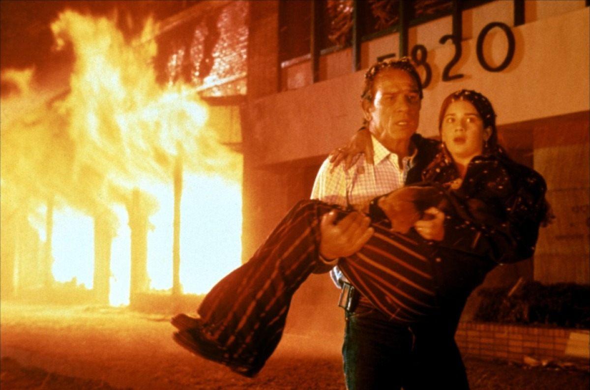 Cartaz do filme Volcano: A Fúria - O Filme