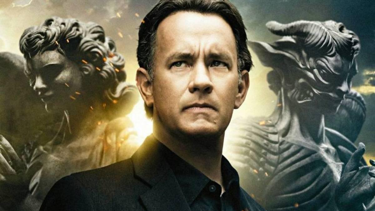 Cartaz do filme Anjos e Demônios - O Filme