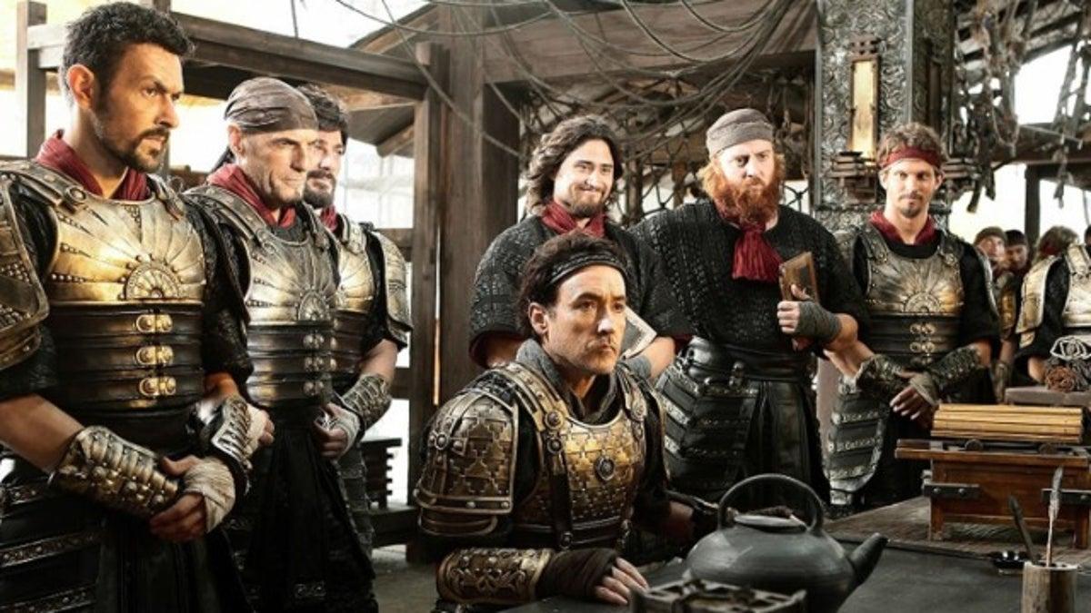 Cartaz do filme Batalha dos Impérios