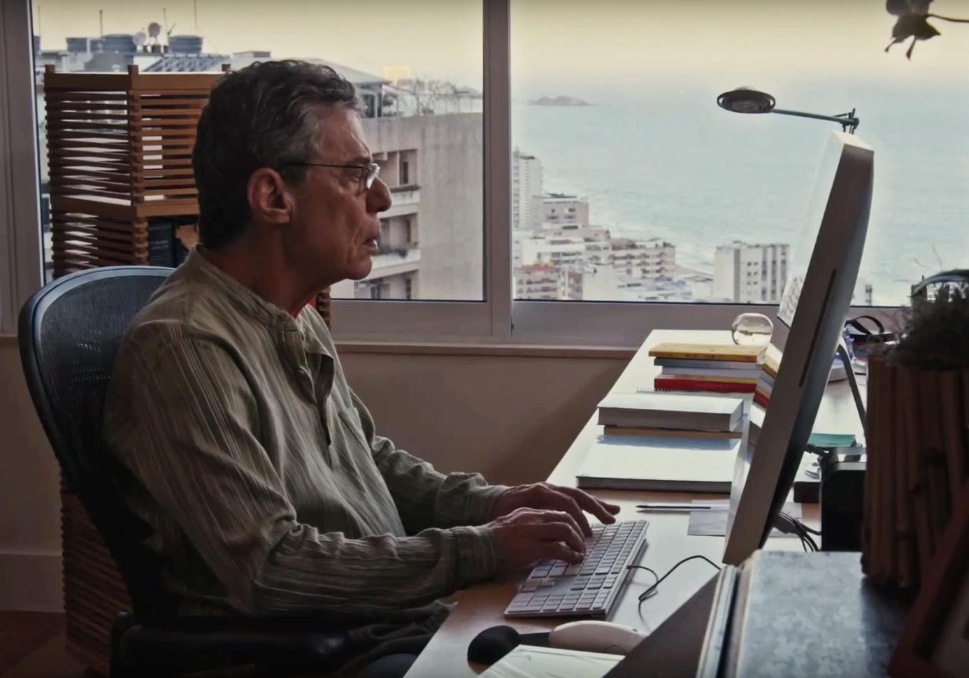 Cartaz do filme Chico: Artista Brasileiro - O Filme