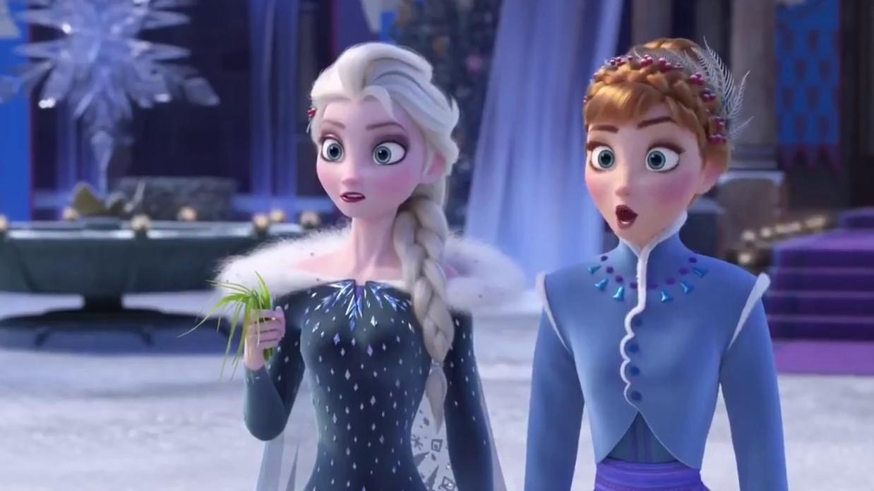 Cartaz do filme Frozen: Uma Aventura Congelante - O Filme