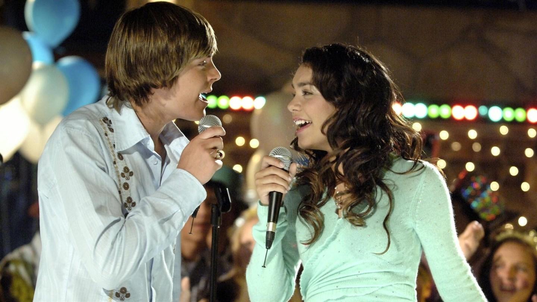 Cartaz do filme High School Musical
