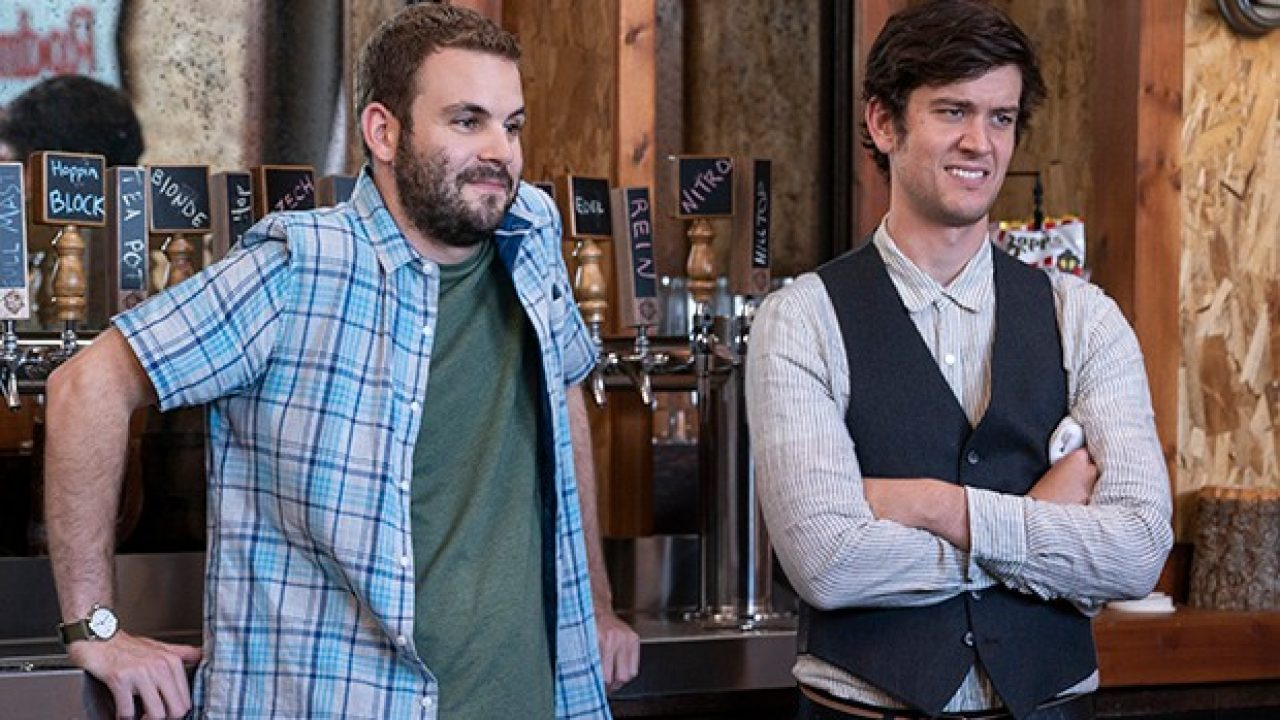 Cartaz do filme Irmãos Cervejeiros
