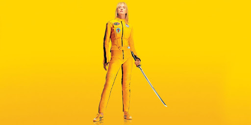 Cartaz do filme Kill Bill: Volume 1