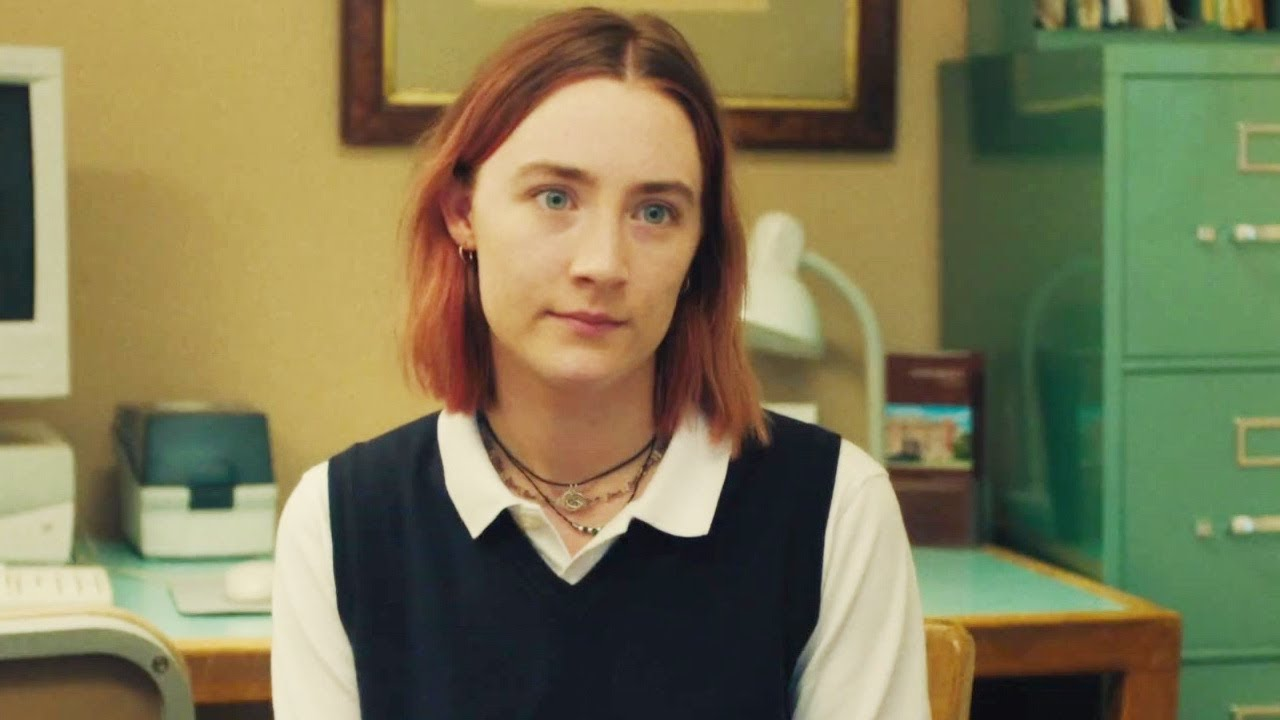 Cartaz do filme Lady Bird: A Hora de Voar - O Filme