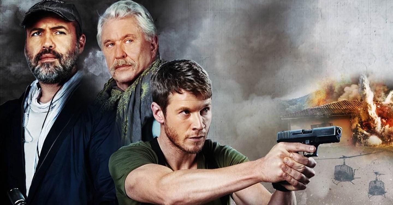 Cartaz do filme O Atirador: O Extermínio Final - O Filme