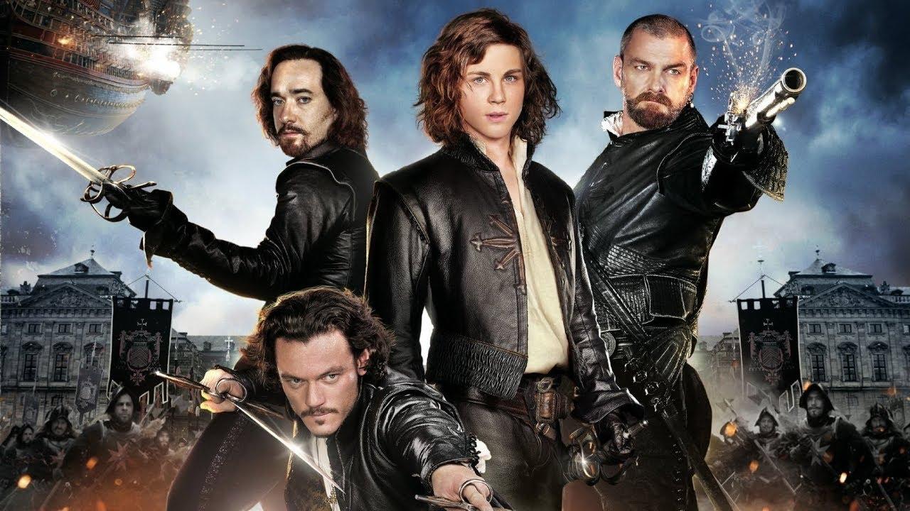 Cartaz do filme Os Três Mosqueteiros