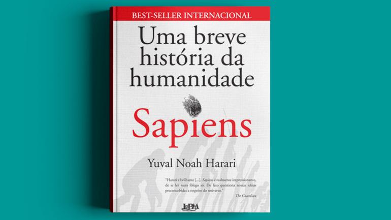 Livro Sapiens: Uma Breve História da Humanidade