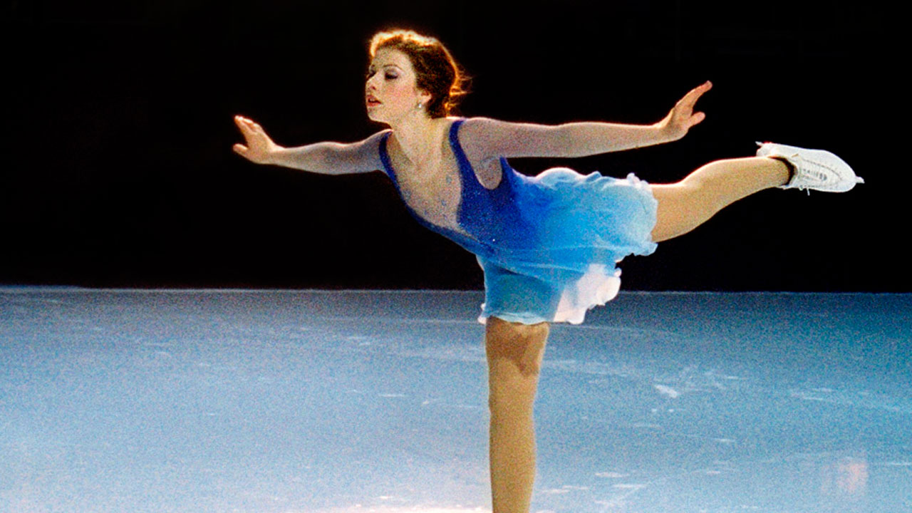 Cartaz do filme Sonhos no Gelo