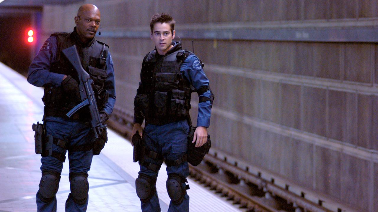 Cartaz do filme SWAT: Comando Especial - O Filme