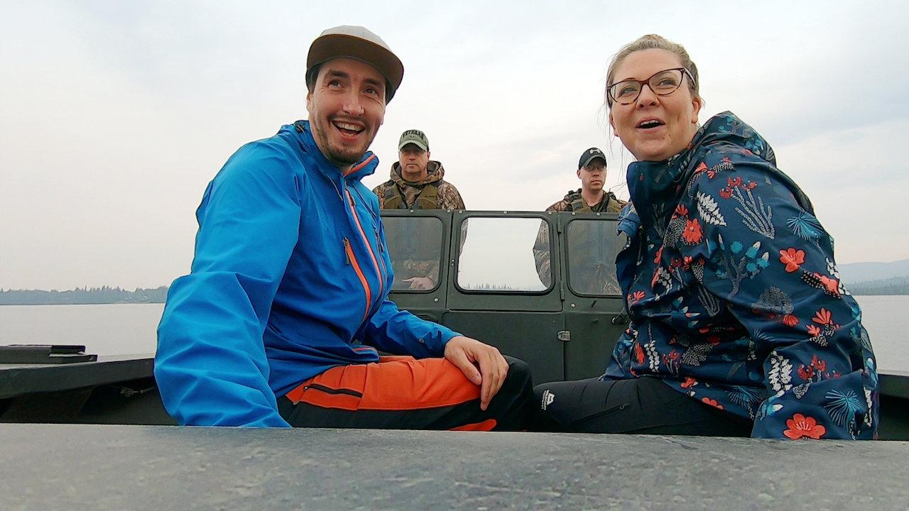 Filme Um Herdeiro no Alasca