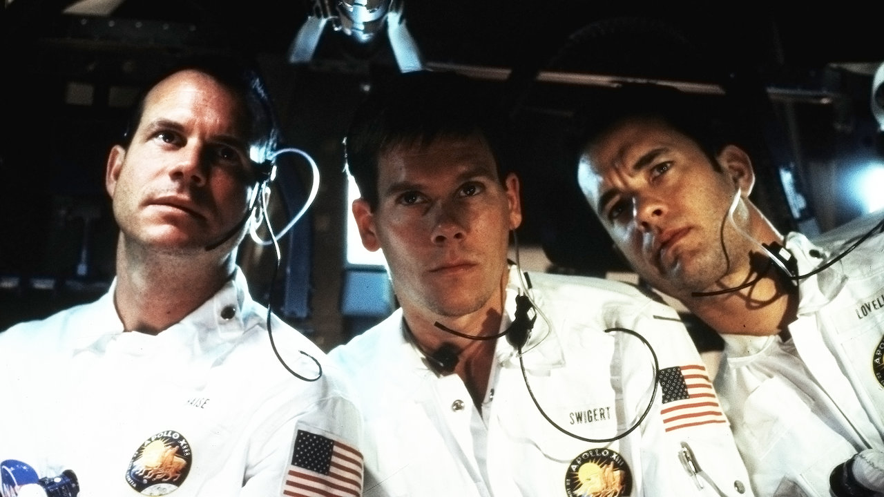 Cartaz do filme Apollo 13: Do Desastre ao Triunfo