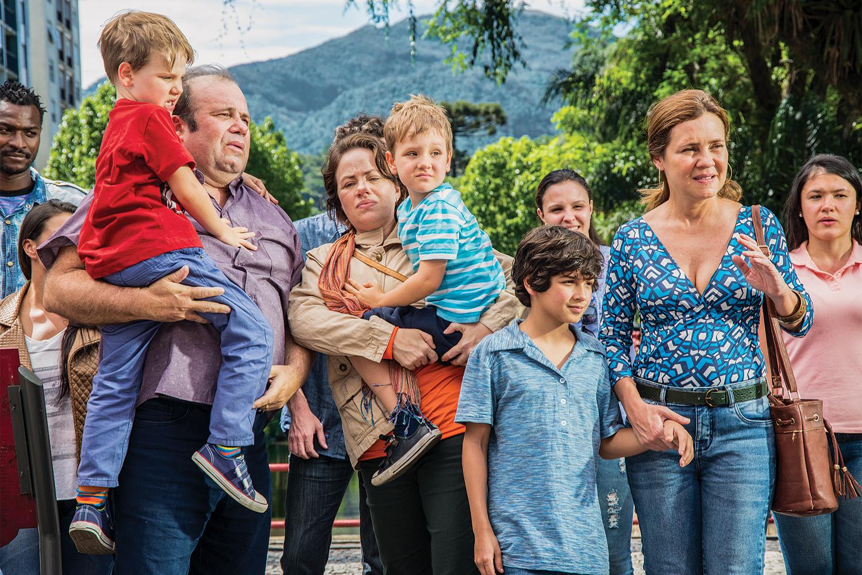 Cartaz do filme Benzinho - O Filme