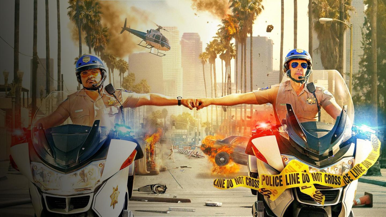Cartaz do filme Chips: O Filme