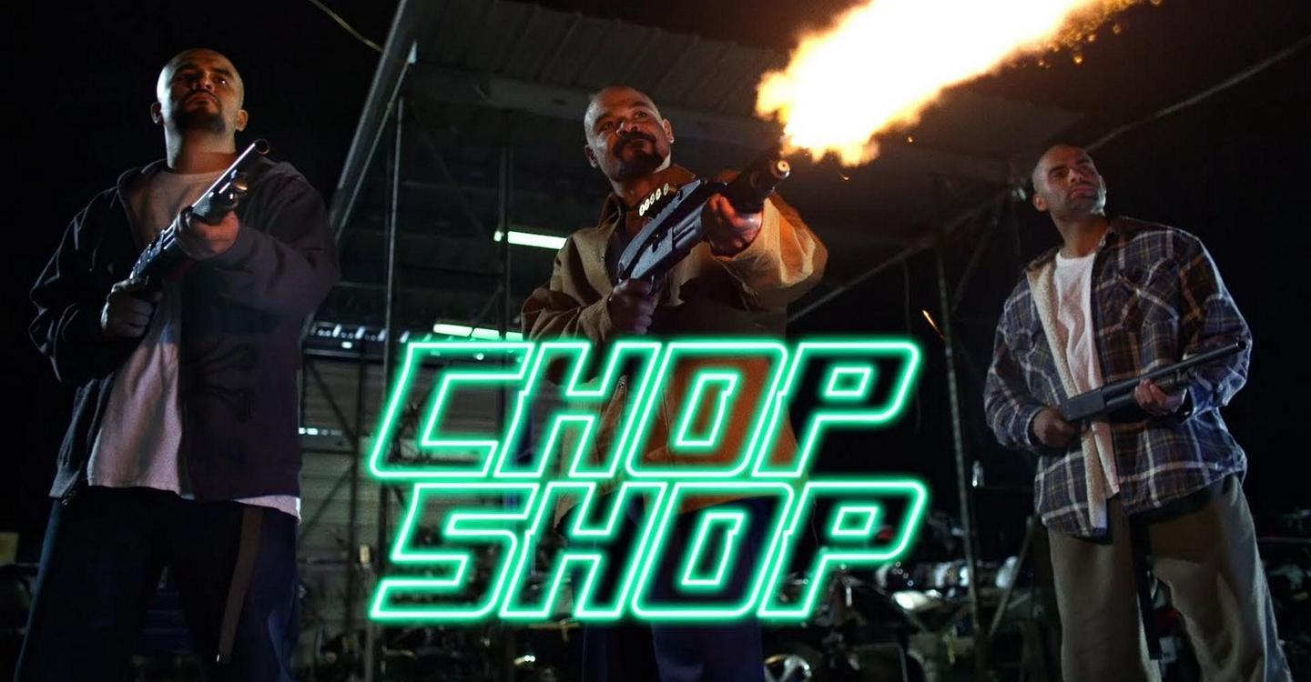 Cartaz do filme Chop Shop - O Filme